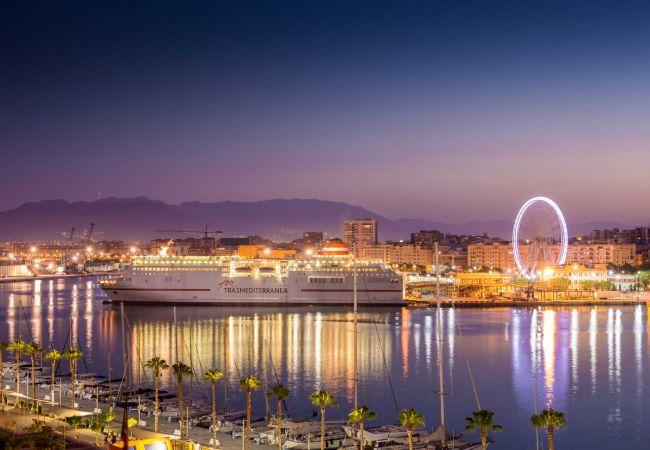 Ferielejlighed i Malaga - Malagueta