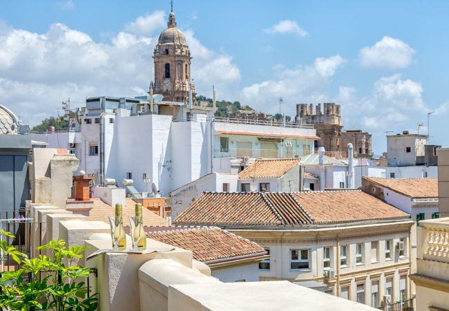 Ferielejlighed i Malaga - Luma