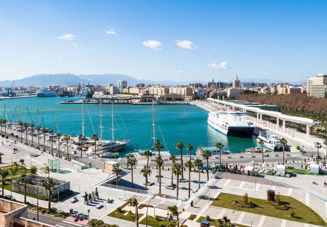 i Málaga - San Nicolas - Feriebolig i Malaga centrum