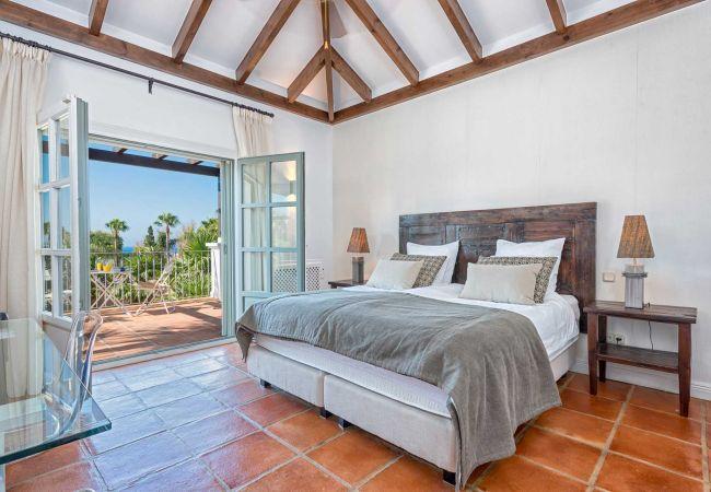 Villa i Marbella - Villa Caballo