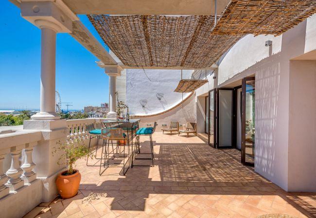 Ferielejlighed i Malaga - Veletta