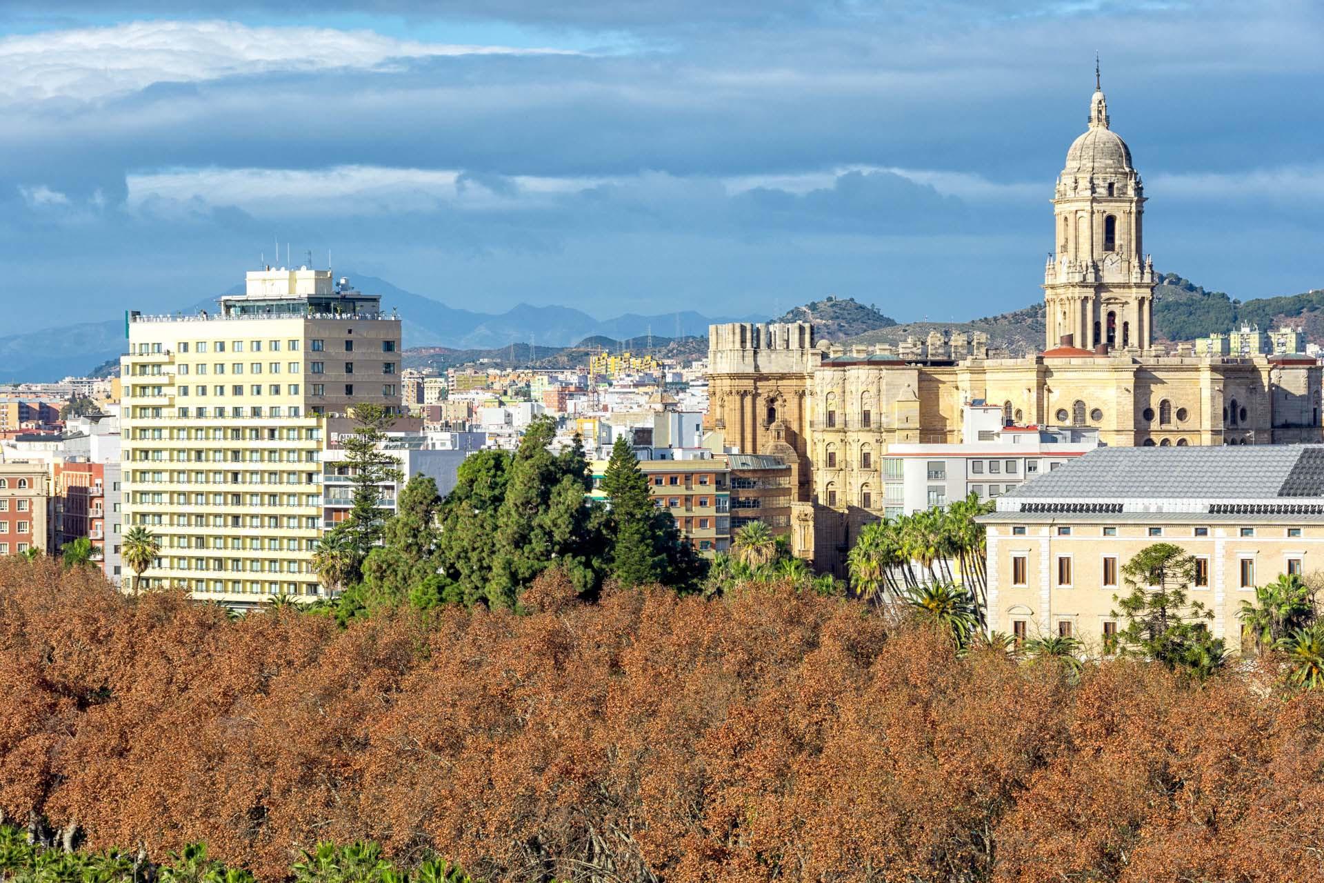 Lejligheder i Málaga - Farola