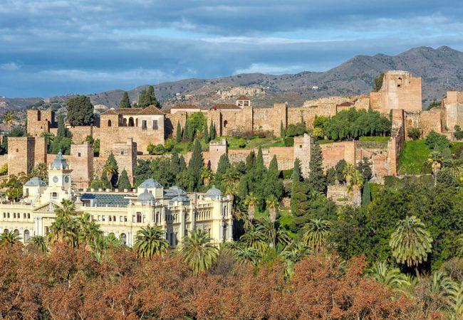Lejligheder i Málaga - Farola - Ferielejlighed i Malaga centrum