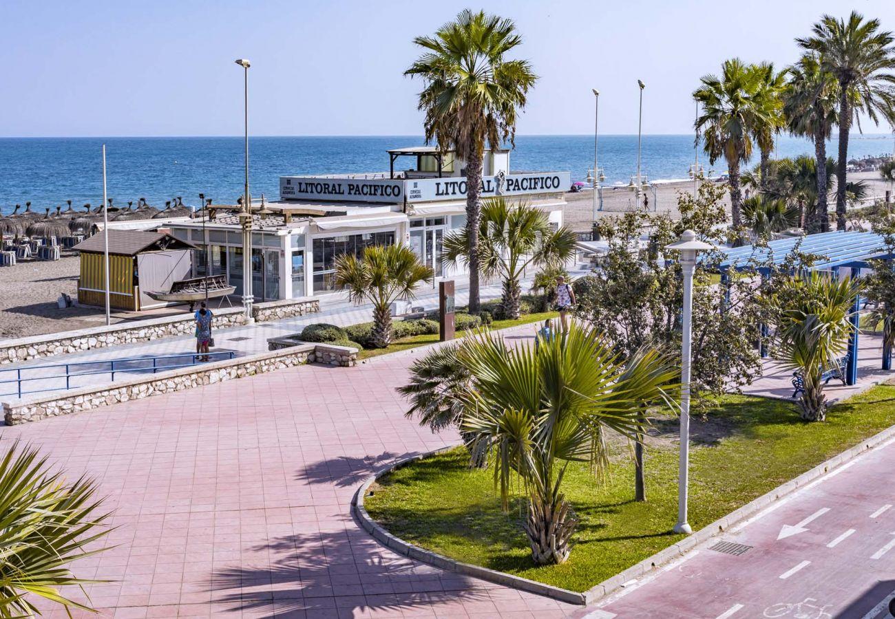 Lejligheder i Málaga - Pacifico - Ferielejlighed i Malaga centrum